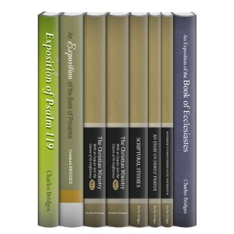 The Works of Charles Bridges (8 vols.)