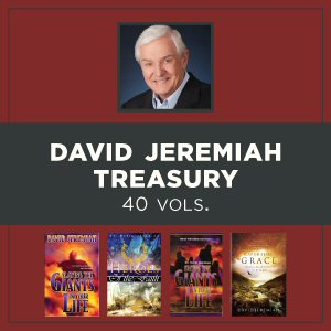 David Jeremiah Treasury (40 vols.)