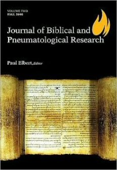 Journal of Biblical and Pneumatological Research, vol. 2