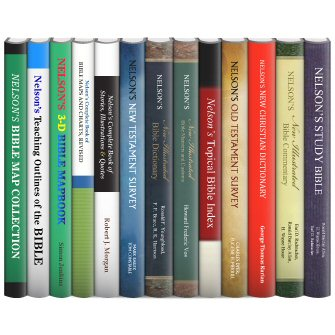 Nelson Reference Collection (13 vols.)