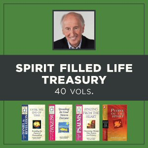 Spirit-Filled Life Treasury (40 vols.)