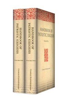Handbook of Patristic Exegesis (2 vols.)