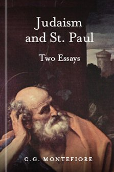 Judaism and St. Paul: Two Essays