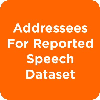 Addressees in Reported Speech Dataset