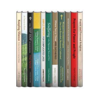 Anglican Prayer and Spirituality Collection (11 vols.)