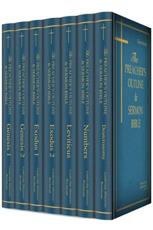 The Preacher's Outline and Sermon Bible: Pentateuch (7 vols.)