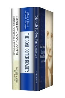 Engaging Dietrich Bonhoeffer (3 vols.)
