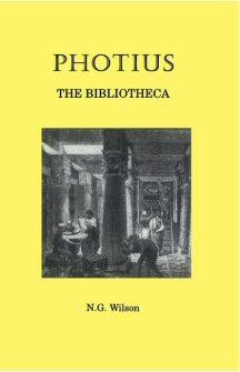 Photius: The Bibliotheca
