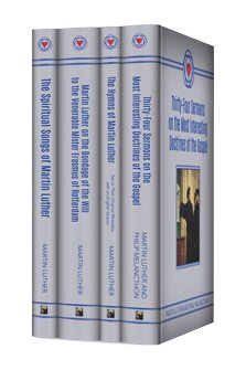 Select Life and Works of Martin Luther (4 vols.)