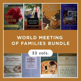 World Meeting of Families Bundle (33 vols.)