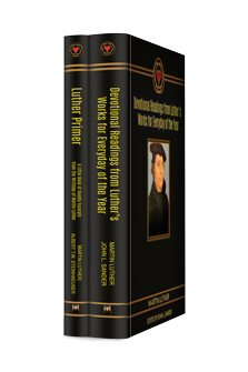 Martin Luther Devotional Collection (2 vols.)