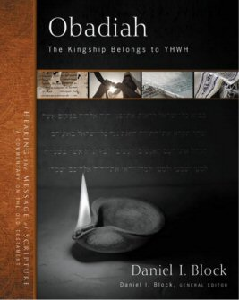 Obadiah: The Kingship Belongs to YHWH