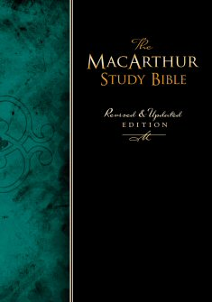 MacArthur Study Bible NASB (notes only)