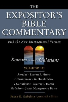 The Expositor's Bible Commentary, Volume 10: Romans through Galatians