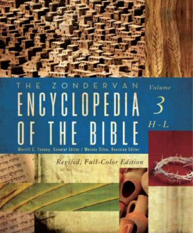 The Zondervan Encyclopedia of the Bible, Volume 3, H–L