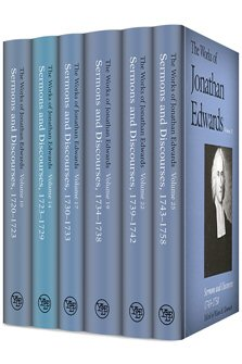 Jonathan Edwards: Sermons and Discourses (6 vols.)