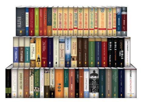 Zondervan Bible Reference Bundle 3 62 Vols Logos Bible Software