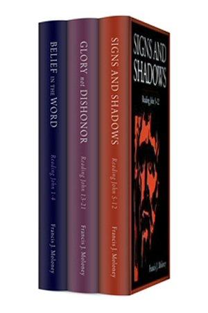 Francis J. Moloney's Studies in John (3 vols.)