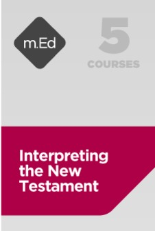 Mobile Ed: Craig S. Keener Interpreting the New Testament Bundle (5 courses)