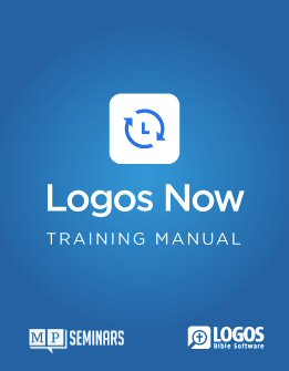 MP Seminars: Logos Now Training Manual