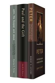 Eerdmans New Testament Studies Upgrade (3 vols.)