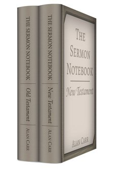 The Sermon Notebook (2 vols.)