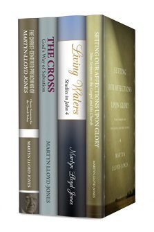 Crossway Martyn Lloyd-Jones Collection Upgrade (4 vols.)