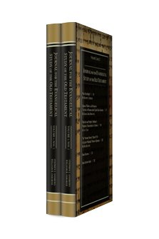 Journal for the Evangelical Study of the Old Testament, Volume 3, Nos. 1 & 2