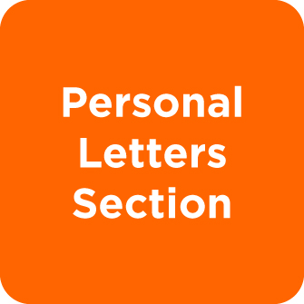 Personal Letters Section