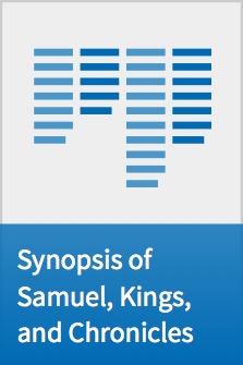 Synopsis of Samuel, Kings, and Chronicles