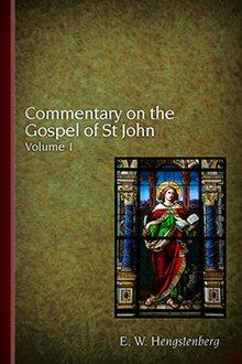 Commentary on the Gospel of St John, vol. 1
