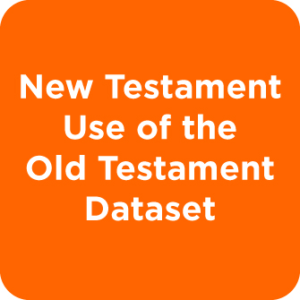 New Testament Use of the Old Testament Dataset