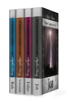 Stephen Davey Wisdom Commentary Series (4 vols.)