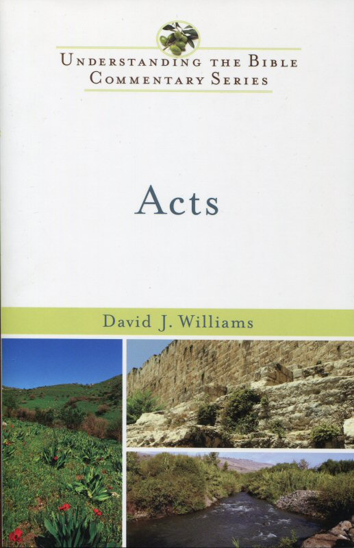 Understanding the Bible Commentary: Acts