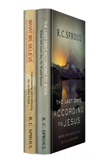 Select Works of R.C. Sproul Upgrade (2 vols.)