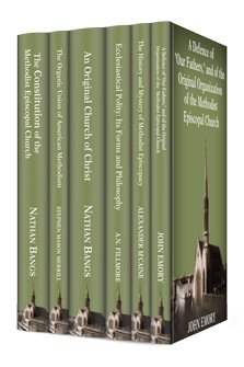 Classic Studies in Methodist Polity and Organization (6 vols.)