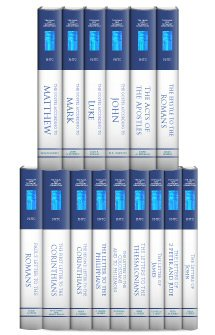 Pillar New Testament Commentary (PNTC) (15 vols.)