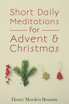 Short Daily Meditations for Advent and Christmas