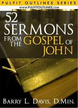 52 Sermons from the Gospel of John