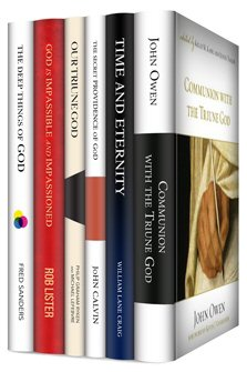 Crossway Studies on the Trinitarian God (6 vols.)