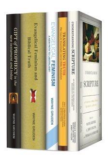 Crossway Wayne Grudem Collection (5 vols.)