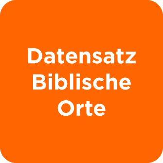 Datensatz Biblische Orte