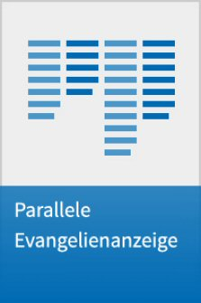 Parallele Evangelienanzeige