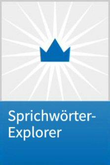 Sprichwörter-Explorer