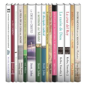 Colección devocional (14 vols)