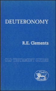 Sheffield Old Testament Guides: Deuteronomy