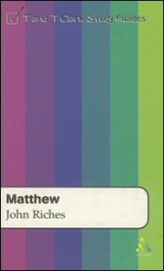 T&T Clark Study Guides: Matthew