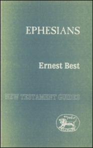 Sheffield New Testament Guides: Ephesians