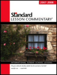 Standard Lesson Commentary, 2007–2008