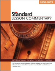 Standard Lesson Commentary, 2008-2009